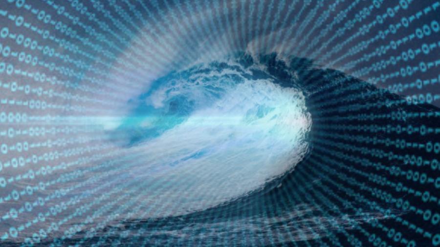 Tsunami Numérique : La 3e vague de l'internet va déferler !
