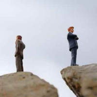Gestion d'entreprise : anciens vs. modernes
