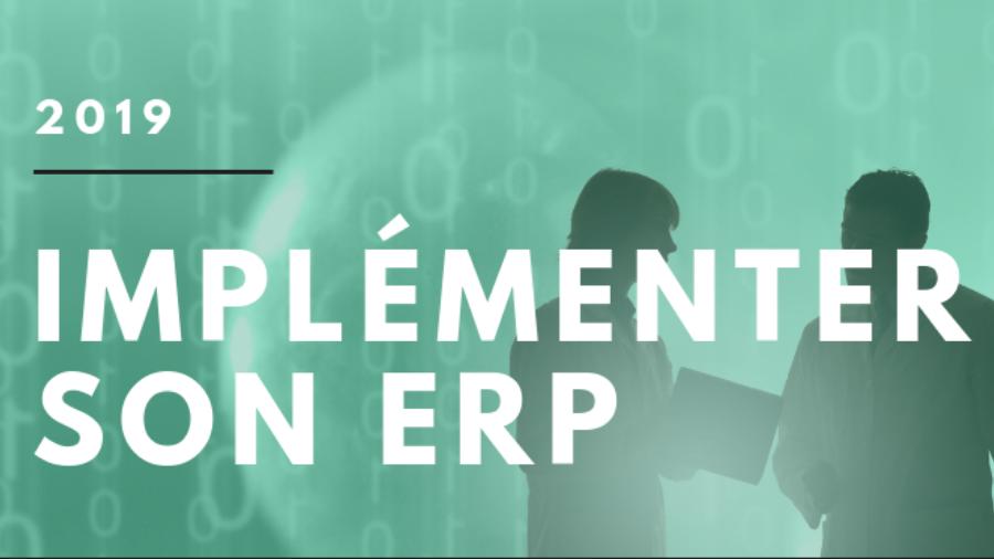 [Infographie] Implémenter son ERP en 2019
