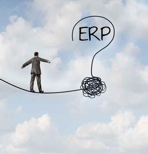 ERP fear power