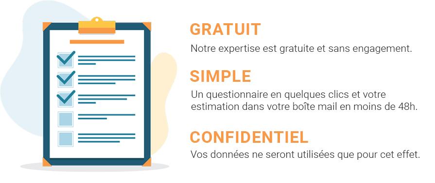 estimation gratuite Projet ERP