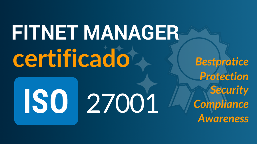 Fitnet Manager certificado ISO